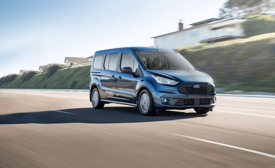 2019 Ford Transit Connect Wagon: Newly Available Diesel Power and More