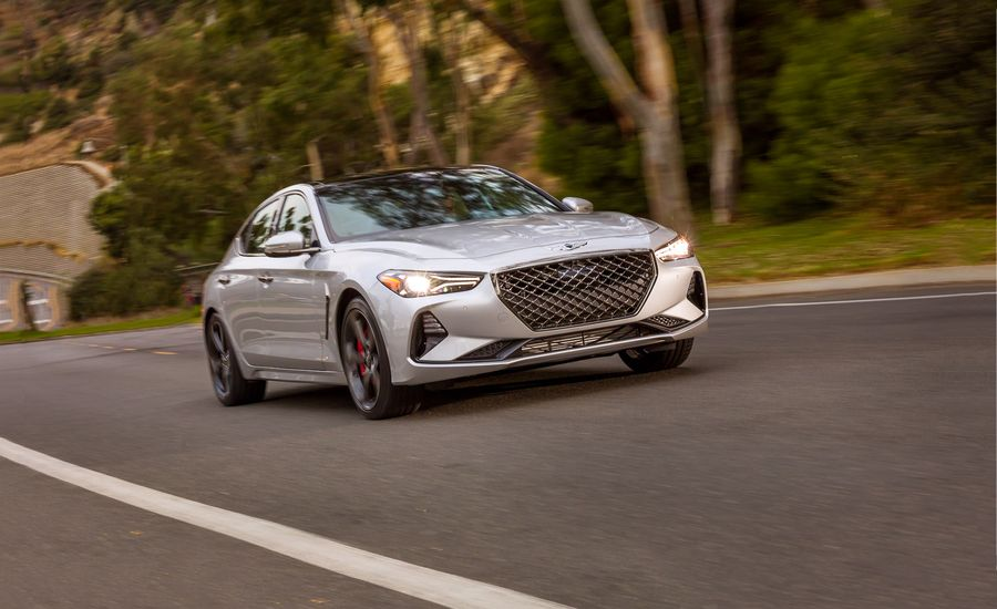 2019 Genesis G70 Official Photos and Info | News | Car and Driver