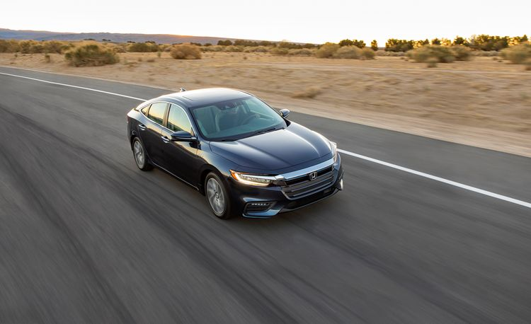 2019 Honda Insight: The 50-MPG Civic Hybrid Returns