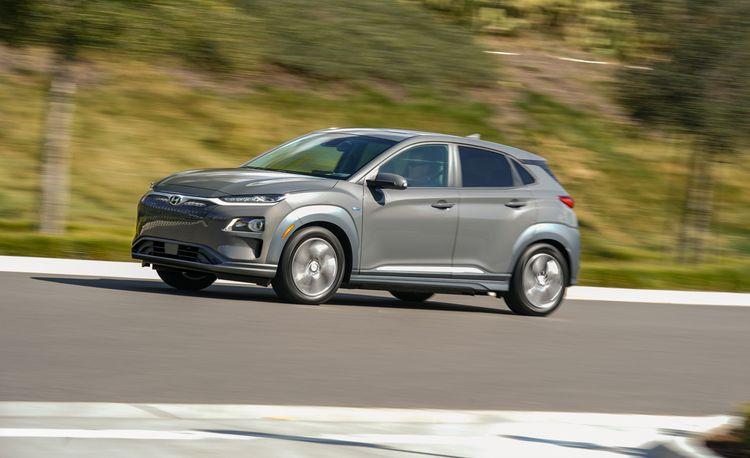 2019 Hyundai Kona Electric Boasts a Big Battery