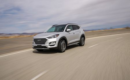 2019 Hyundai Tucson: Fresh Face, No More Turbo