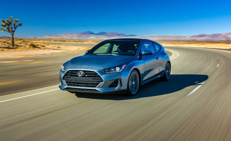 2019 Hyundai Veloster: Yep, It Still Has Funky Doors
