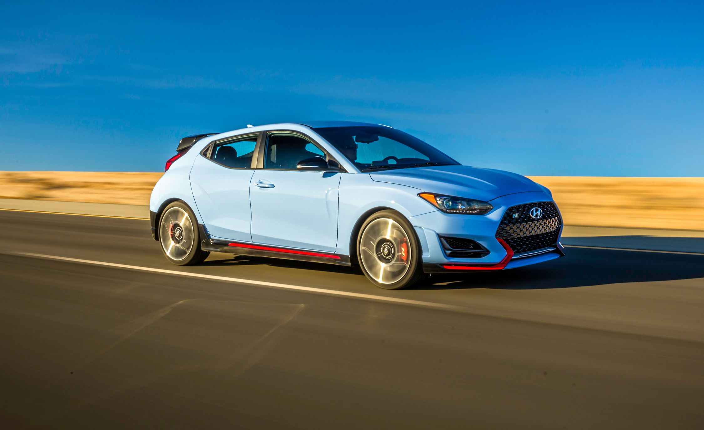 2019 Hyundai Veloster N First Drive A Hyundai Like No Other