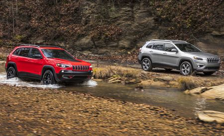 2019 Jeep Cherokee: The Baby Grand