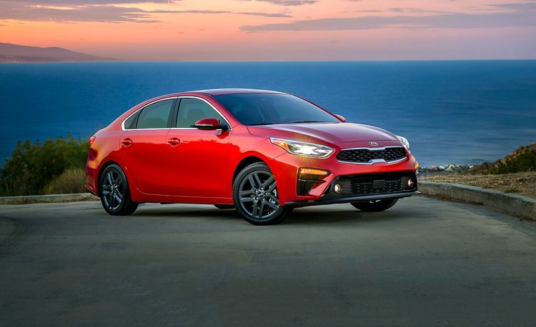2019 Kia Forte: It's Bigger and Looks Great