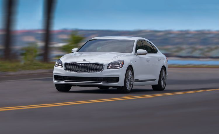 2019 Kia K900: Full-Size Flagship Revealed