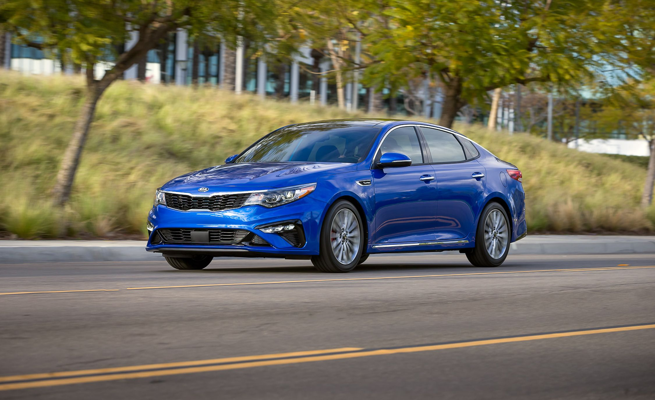 2019 Kia Optima: Slim and Trim Changes