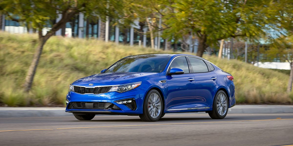 2019 Kia Optima Photos And Info News Car And Driver