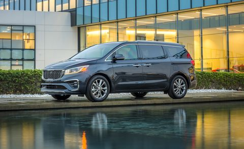 The Kia Sedona Has Been Spending Time On Sidelines While Updated Versions Of Honda Odyssey And Chrysler Pacifica Have Dominated Minivan