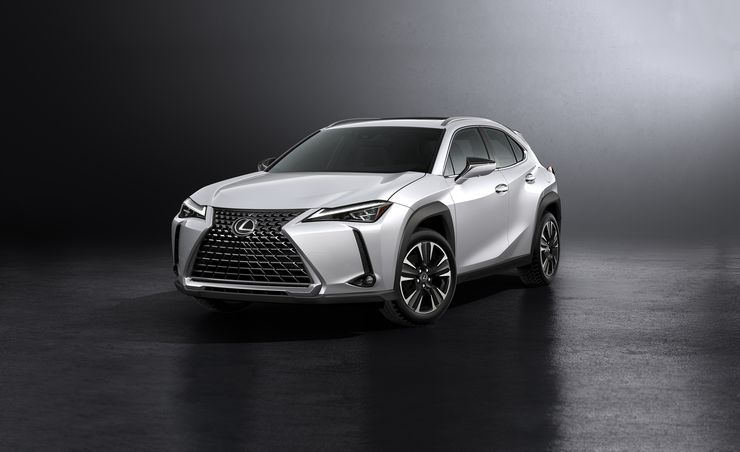 2019 Lexus UX: A Tiny Crossover with Outsize Styling