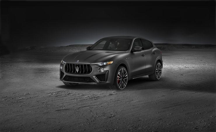 2019 Maserati Levante Trofeo: The Ferrari of SUVs . . . For Now