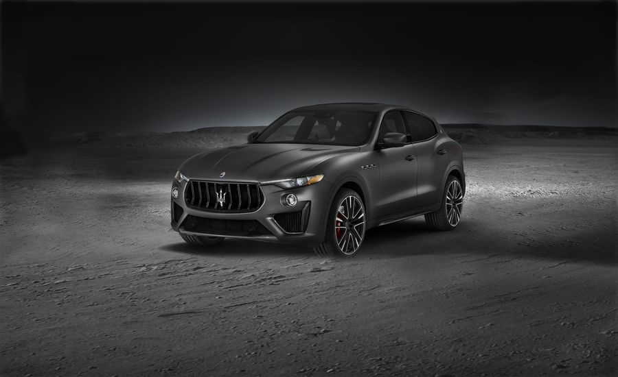 2019 Maserati Levante Trofeo: The Ferrari of SUVs . . . For Now