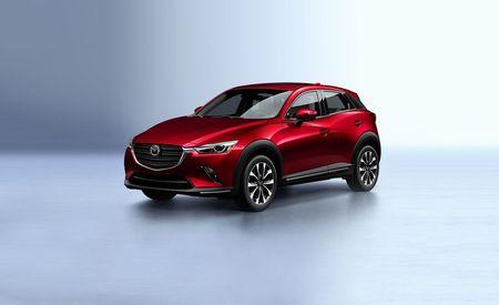 2019 Mazda CX-3: Adding Class