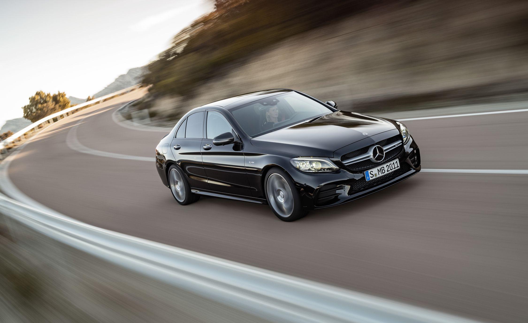 Mercedes AMG C43 Reviews