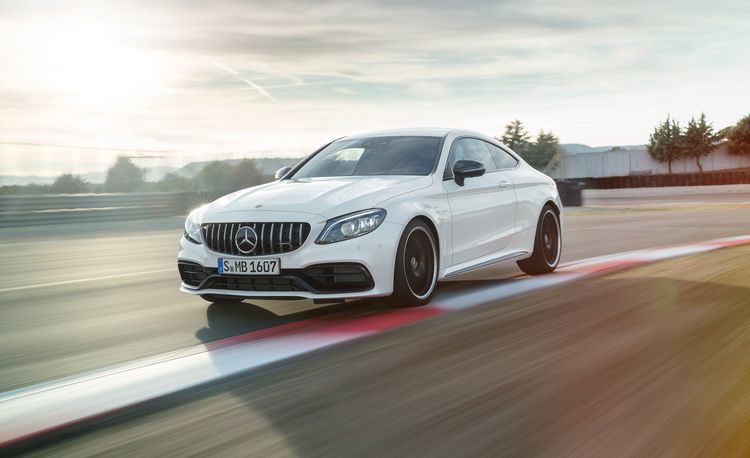 2019 Mercedes-AMG C63 Sedan, Coupe, and Cabriolet