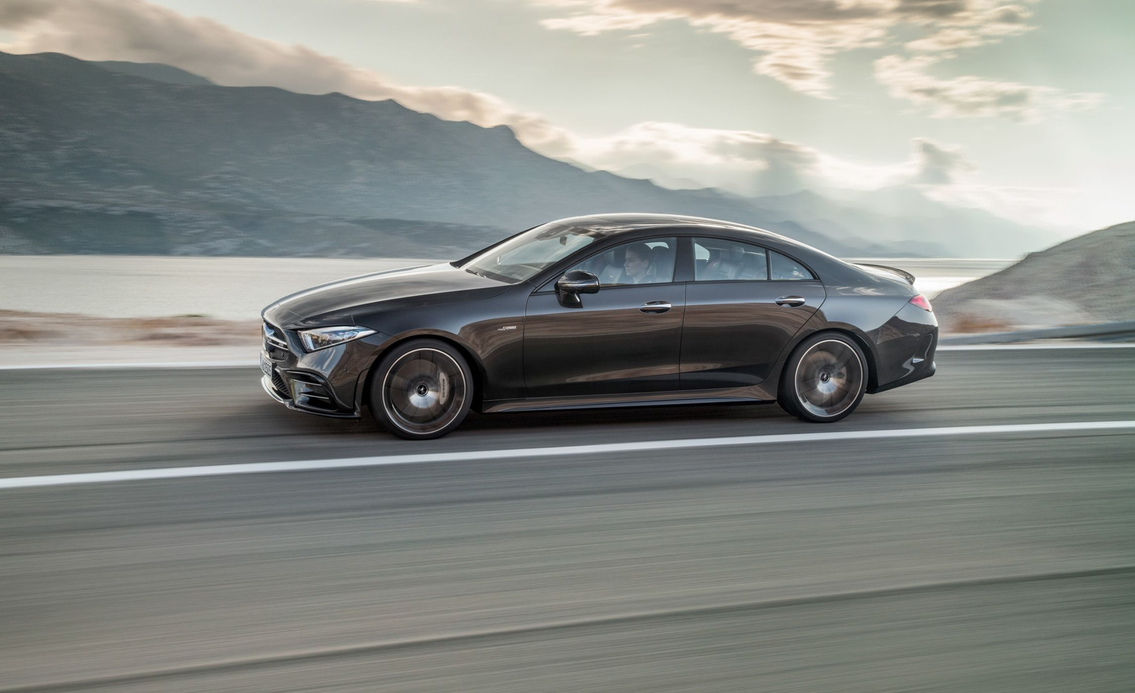 2019 Mercedes-AMG CLS53 Debuts, Electric (Straight) Six