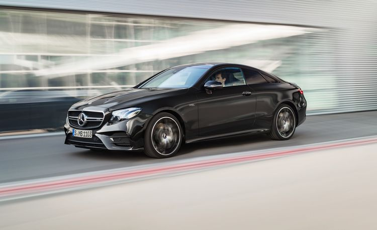 2019 Mercedes-AMG E53 Coupe and Cabriolet: 429 Horses, Straight-Six Engine