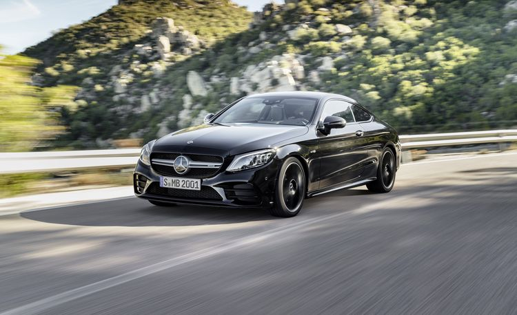 2019 Mercedes-Benz C-class Coupe and Cabriolet: More Power Leads the Updates