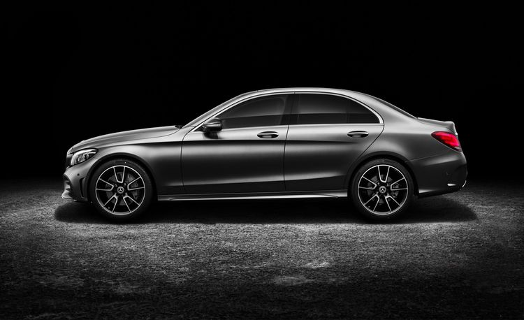 2019 Mercedes-Benz C-class Sedan: Design and Tech from Its Bigger Brothers