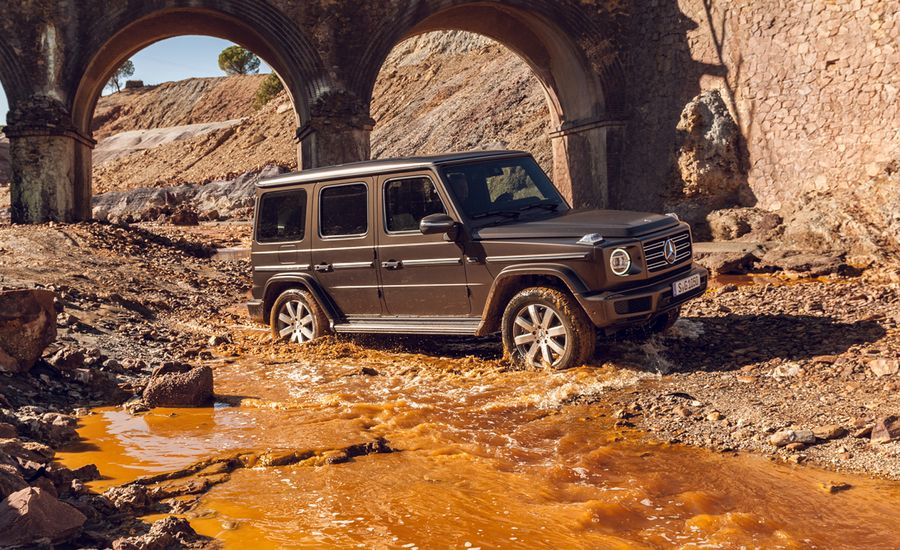 2019 Mercedes-Benz G-class: All New for the First Time in Nearly 40 Years