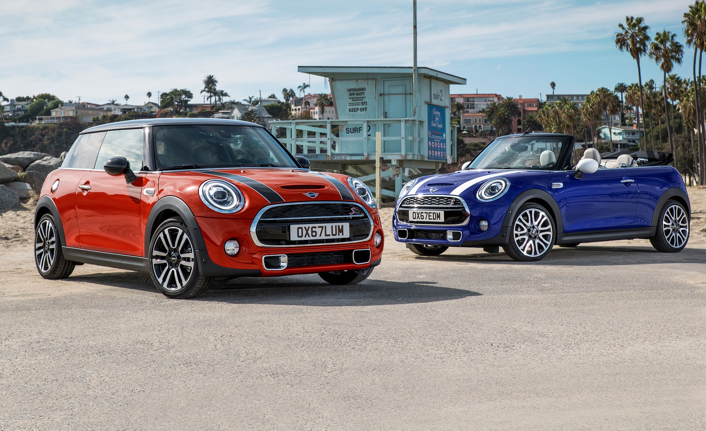 Design Tweaks For 2019 Mini Cooper Hardtop And Convertible