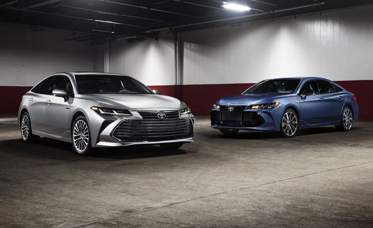 2019 Toyota Avalon: A Snoozer Turns Snazzy