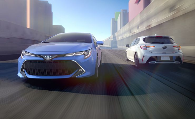 2019 Toyota Corolla Hatchback: iM Just a Corolla Now