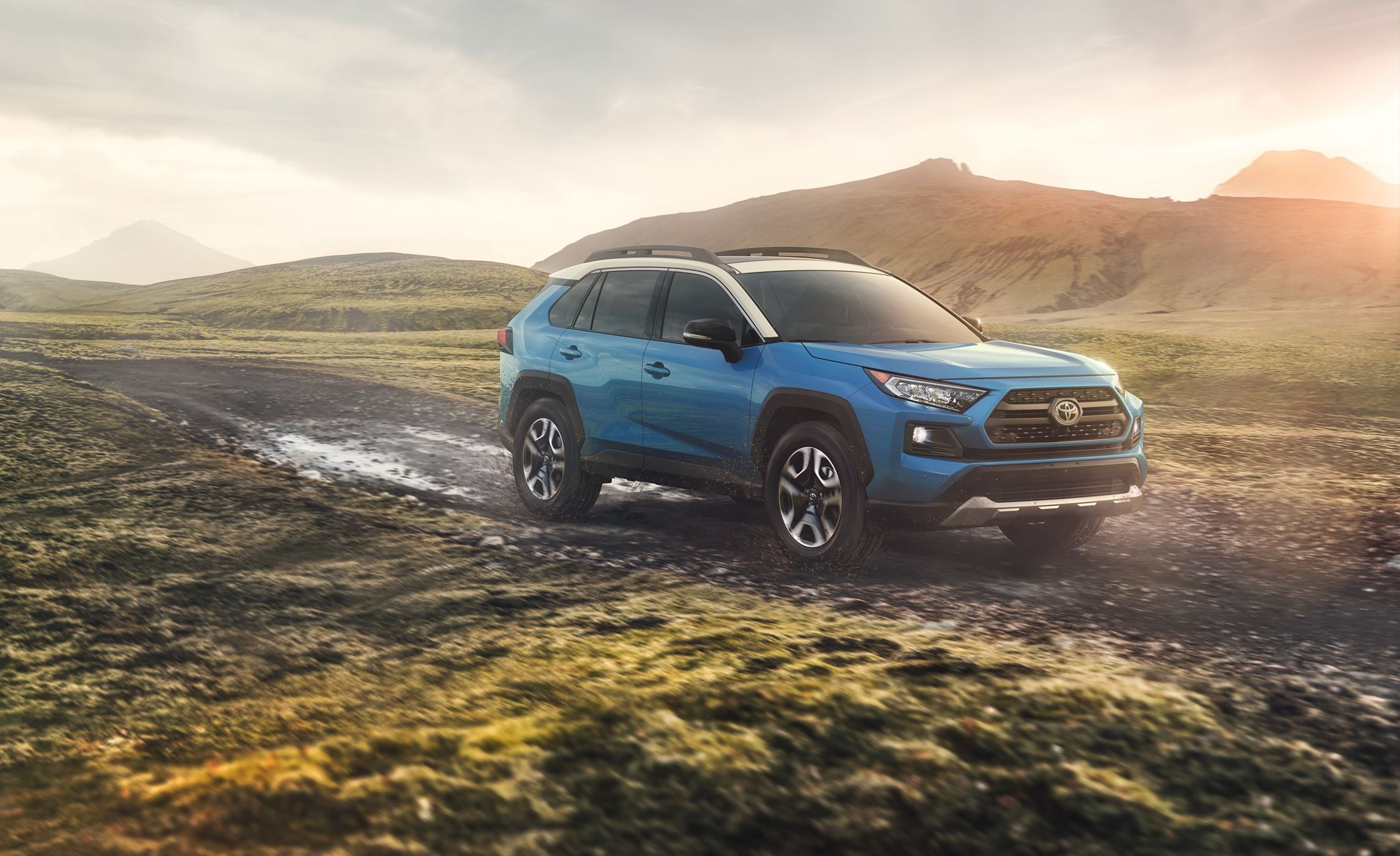 The 2019 Rav4 Hybrid Exterior And Interior Review Car Wallpaper
