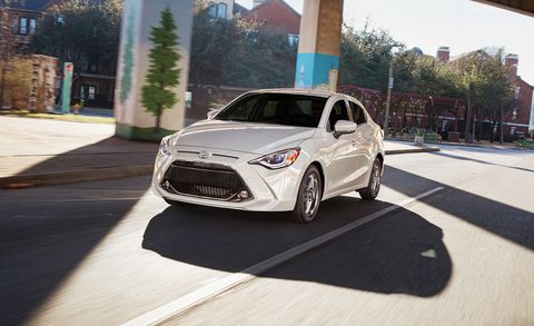 After Two Model Years The Toyota Yaris Ia Is Dead In Its Stead Comes 2019 Sedan Like Forebear And Scion That Came