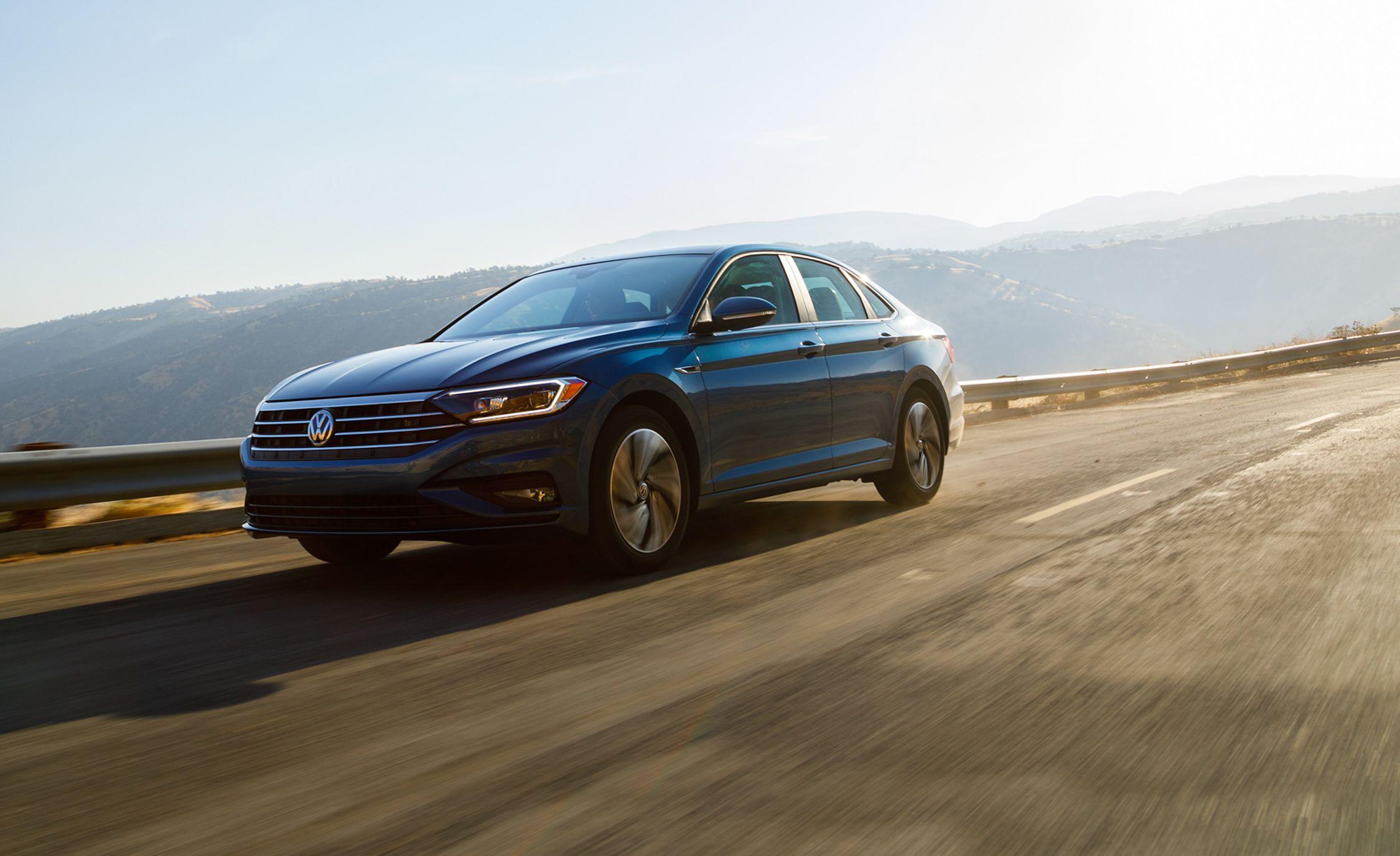 2019 Volkswagen Jetta: New Almost Everything