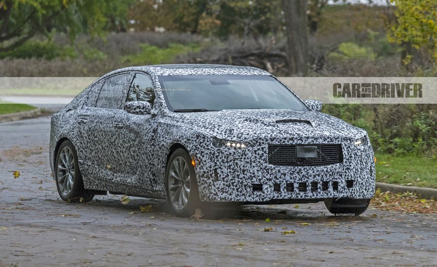 2020 Cadillac CT5: The Latest Attempt to Fight the 3-series