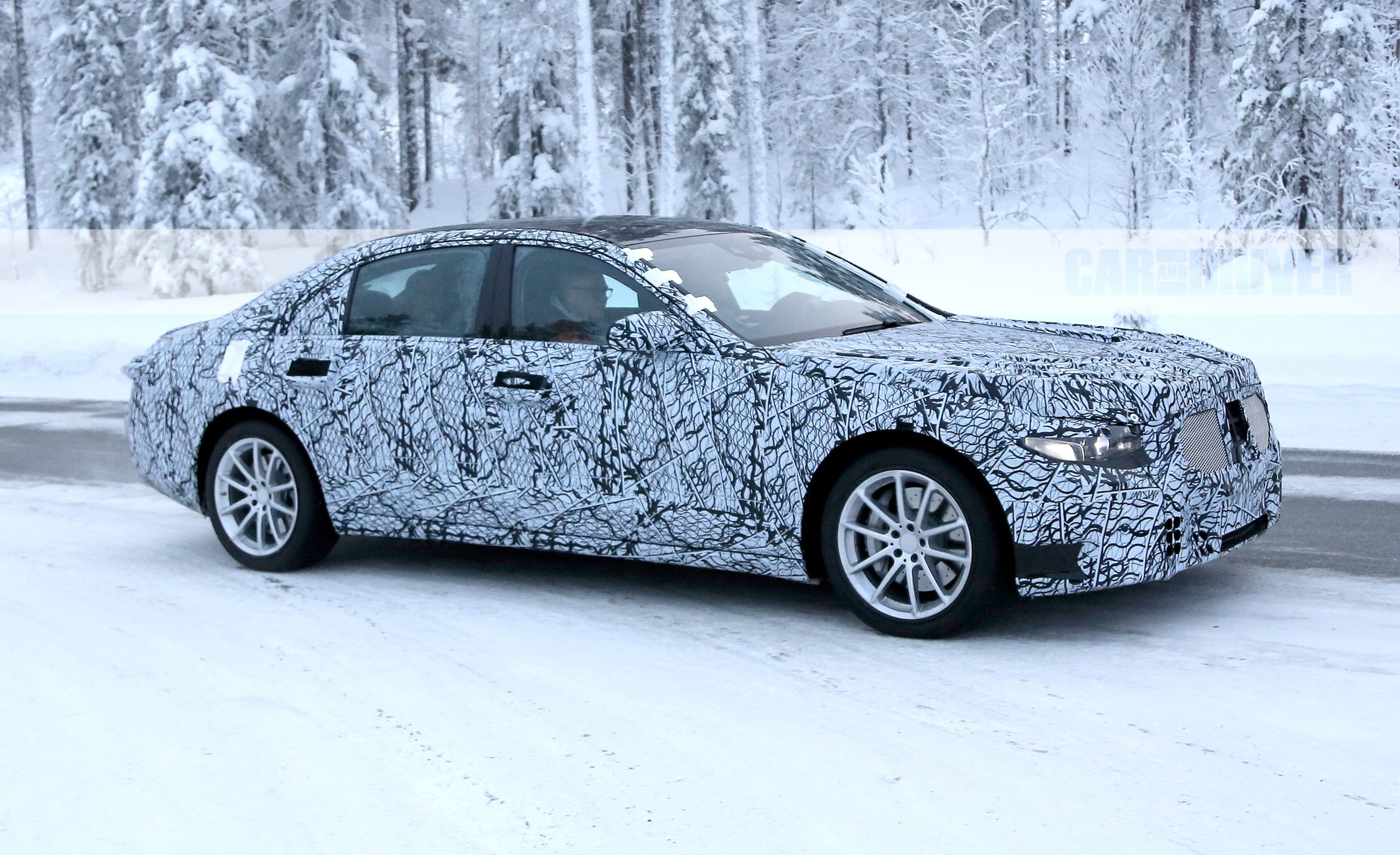 2020 Mercedes-Benz S-class Spied: Big Changes Beneath Its Classy Body