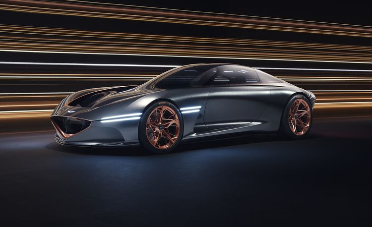 Genesis Essentia Concept: High-Tech Coupe Dreams
