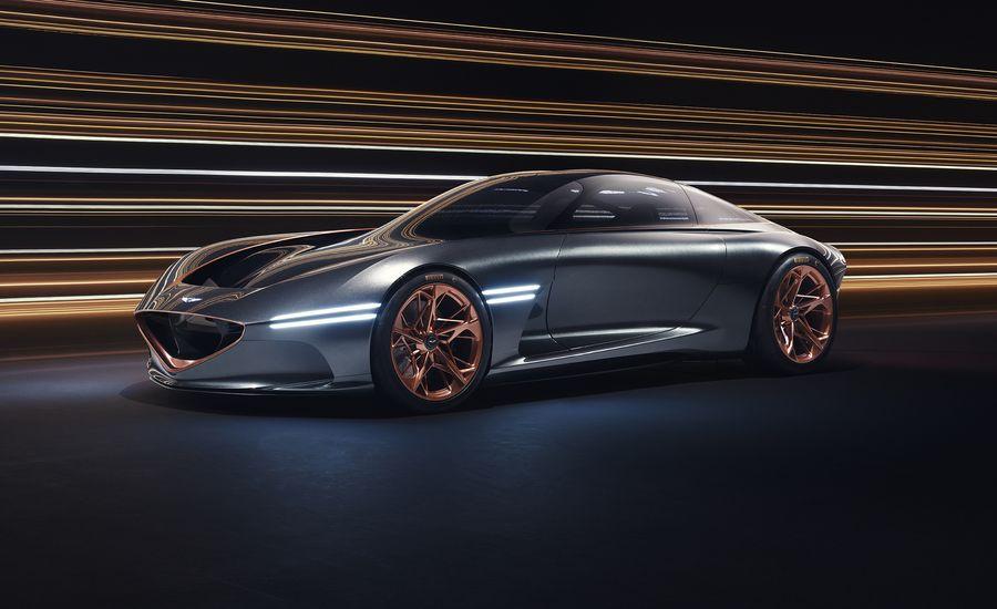 Genesis Essentia Concept: High-Tech Coupe Dreams