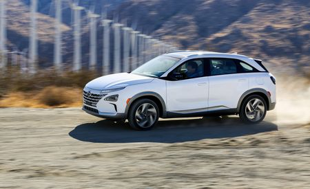 2019 Hyundai Nexo: A Bigger, Better Fuel-Cell SUV