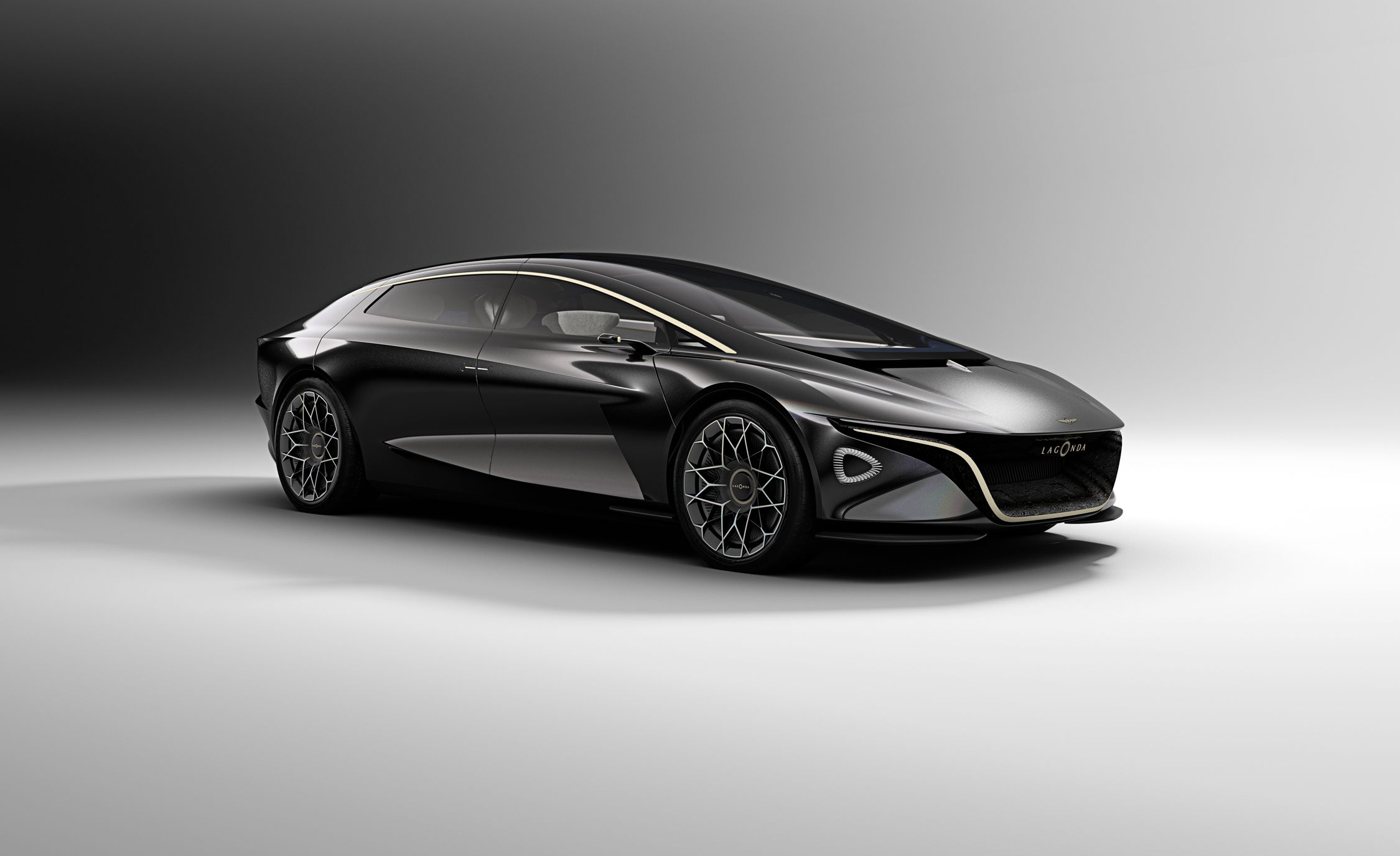 Revived and Electrified: Lagonda Vision Concept