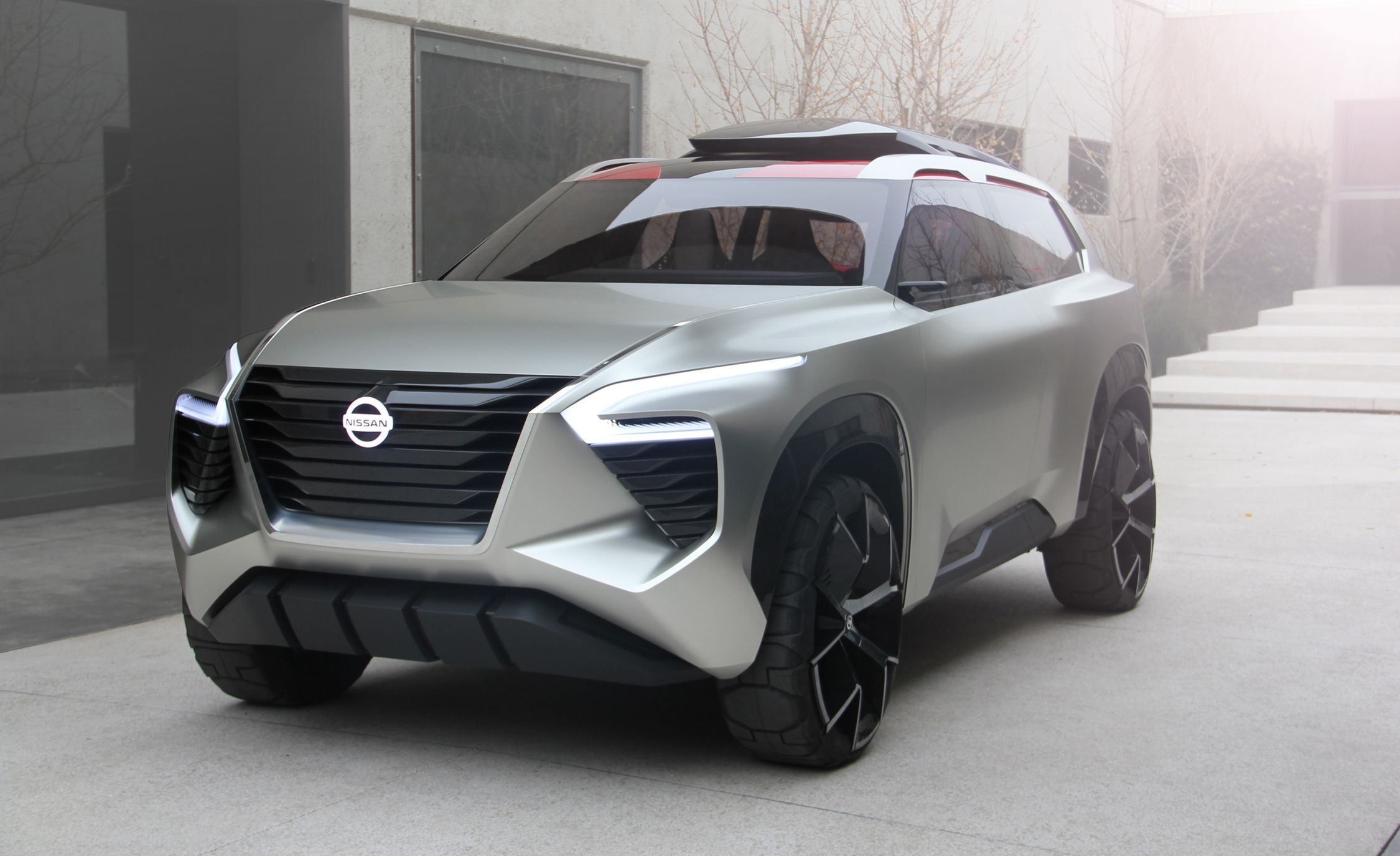 Nissan S Xmotion Concept Is This The Next Xterra News Car And Driver
