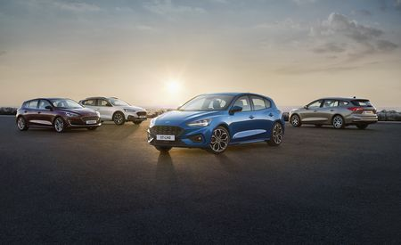 New Ford Focus Debuts, But America Will Have to Wait