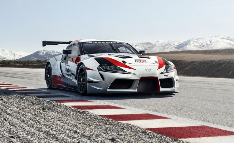 Toyota GR Supra Racing Concept: The Supra Is Officially Back!