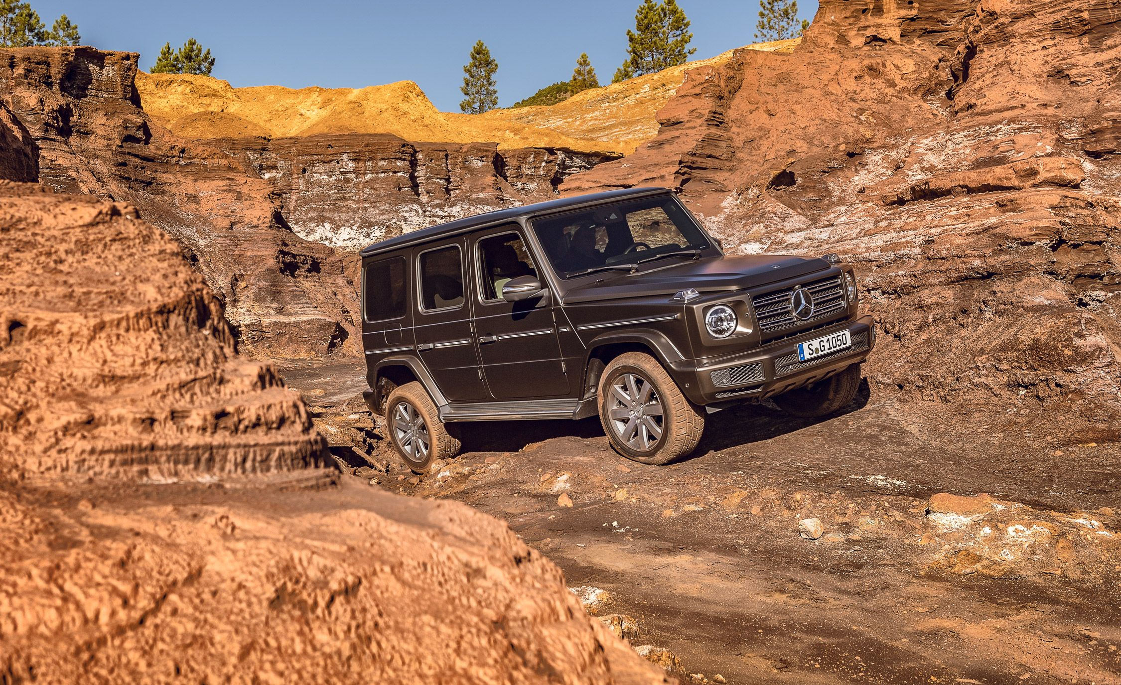 2019 Mercedes Benz G Class Dissected Feature Car And Driver