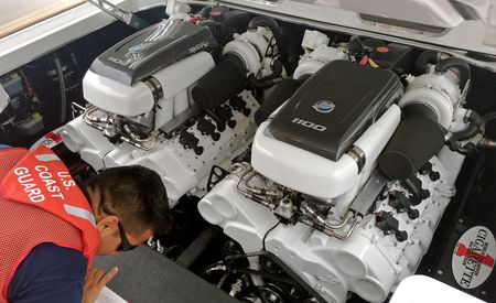 Car Brands Are Trying Everything to Stay Relevant, Including 2000-Plus-HP Boats