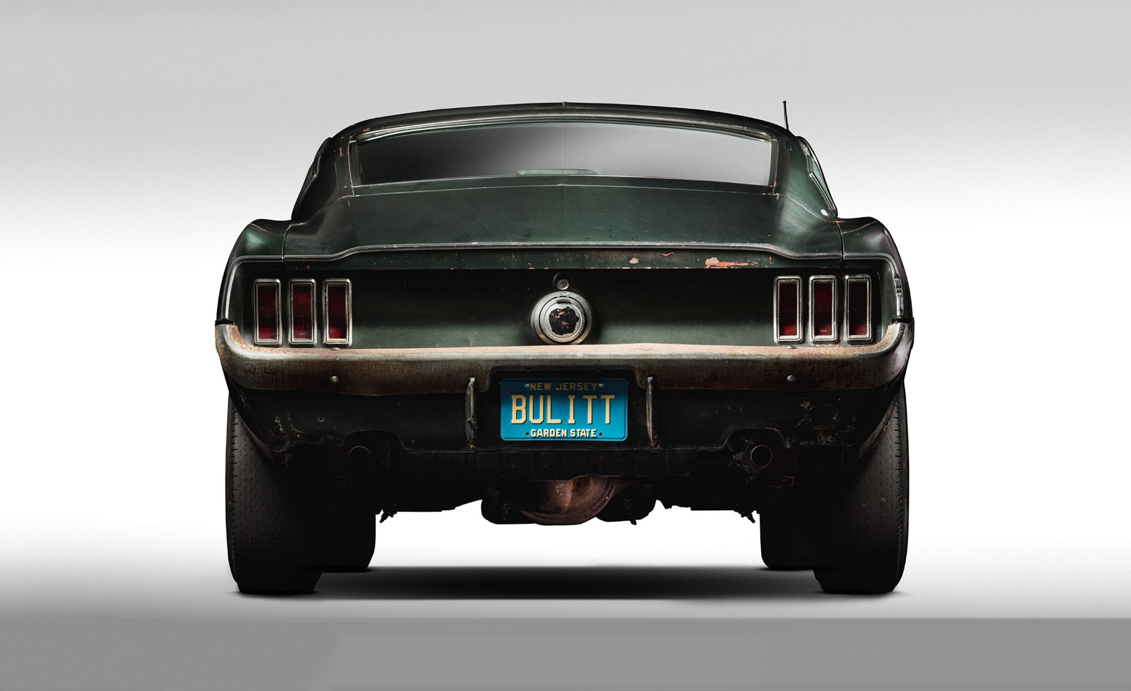 How The Original Bullitt Movie Mustang Was Rediscovered