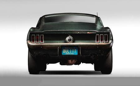Steve McQueen's Bullitt-Movie Mustang Suddenly Reappeared: This Is How It Happened