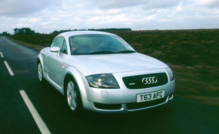My, How the Audi TT Has Evolved