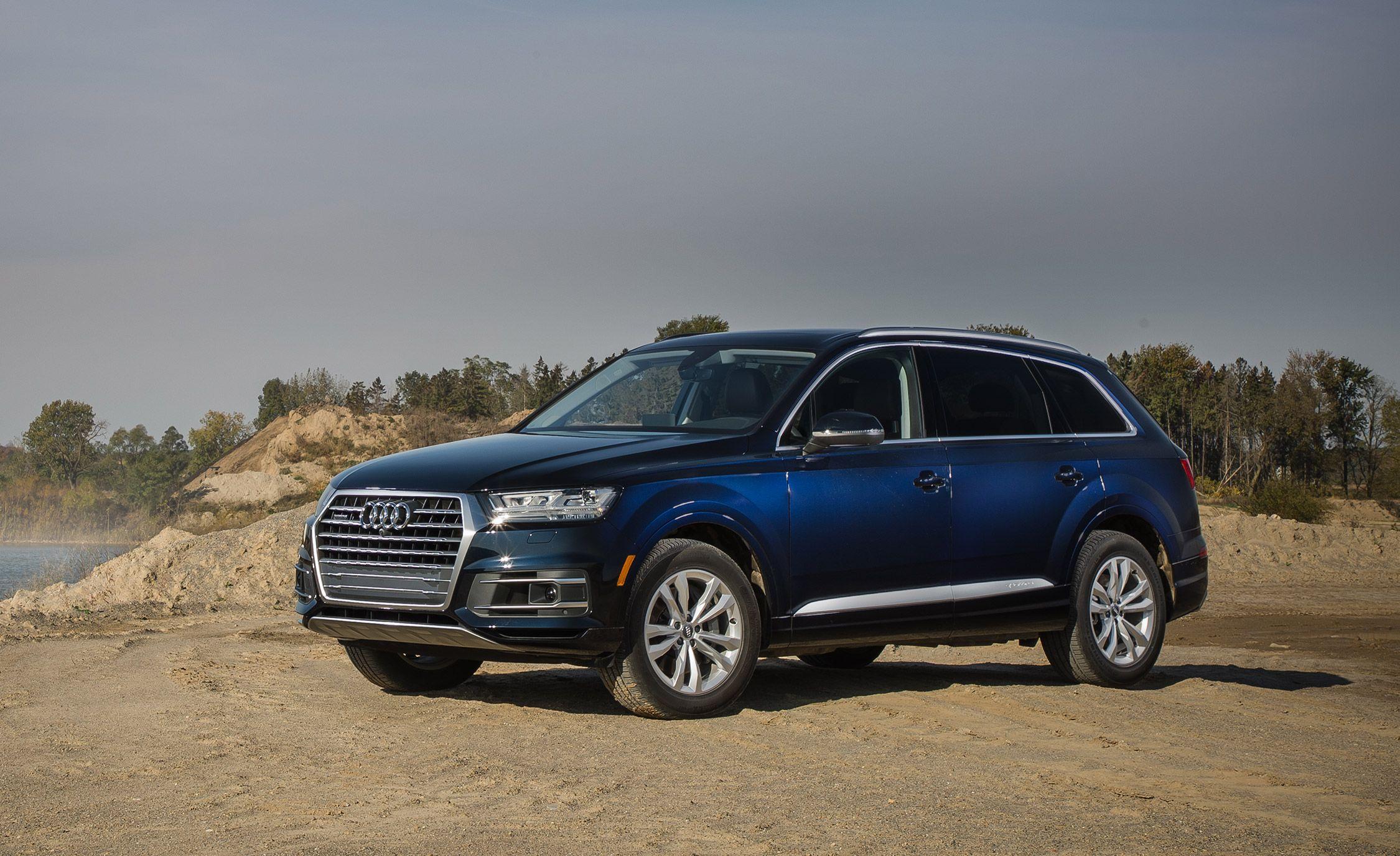 Audi Q7: Best Mid-Size Luxury SUV