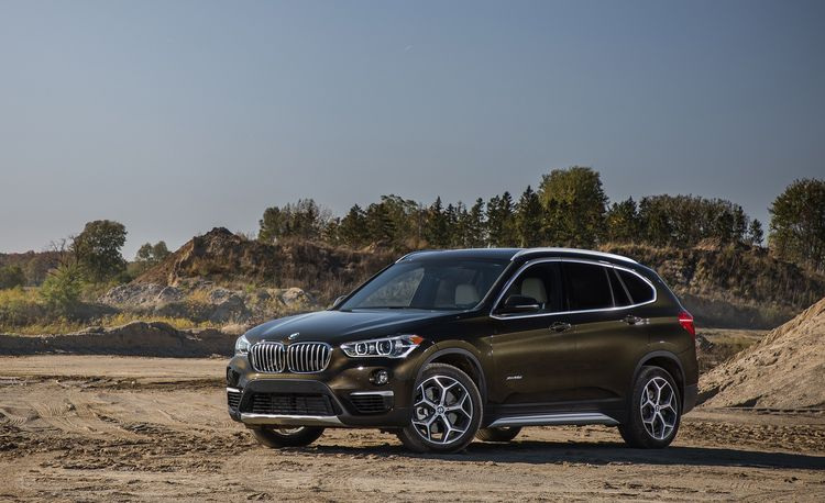 BMW X1: Best Subcompact Luxury SUV