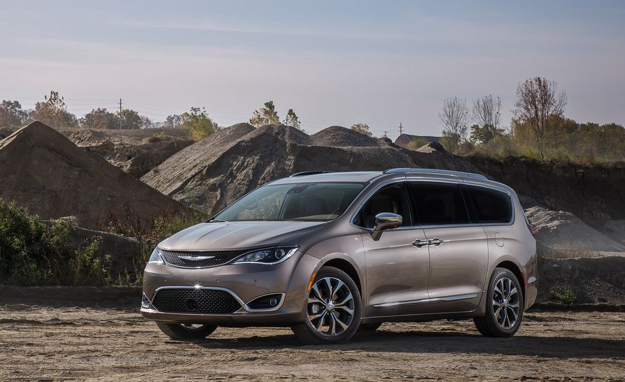 Chrysler Pacifica: Best Van
