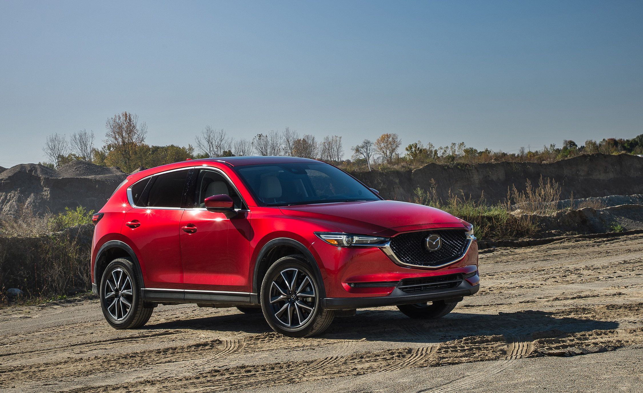 Mazda CX-5: Best Compact SUV