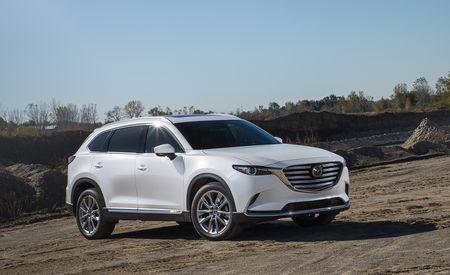 Mazda CX-9: Best Mid-Size SUV