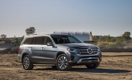 Mercedes-Benz GLS450: Best Large SUV